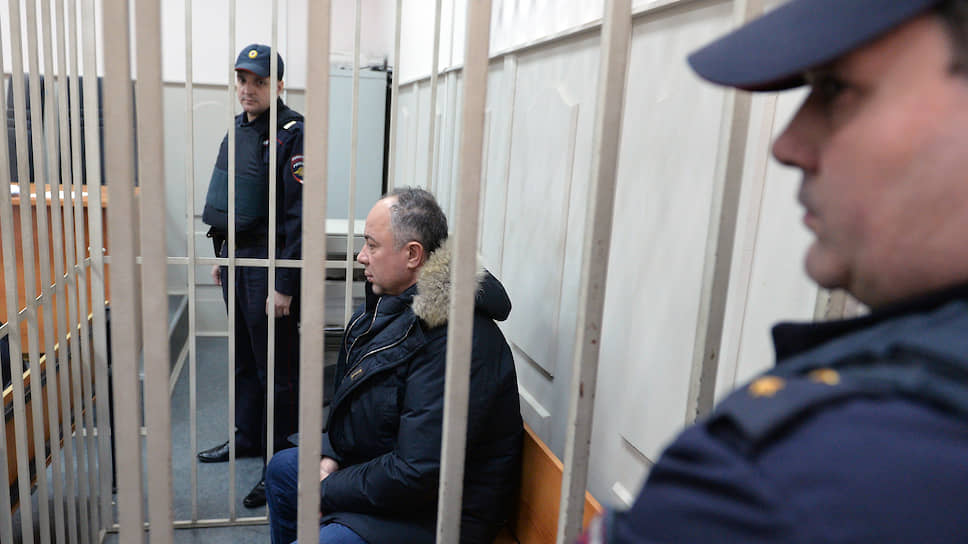 Бывший руководитель «Дальспецстроя» Юрий Хризман