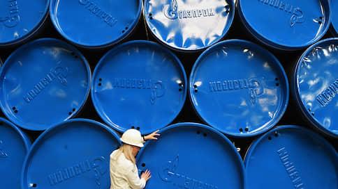 «Газпром» удержался в прибыли  / Хотя и сократил ее в первом полугодии почти в 20 раз
