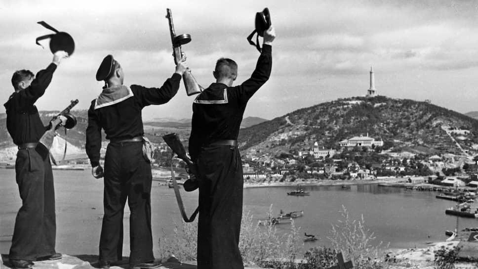 Как советская пресса освещала победу над милитаристской Японией