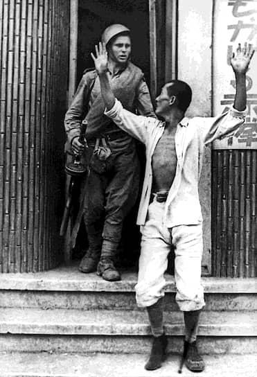 К 20 августа выйдя на Маньчжурскую равнину, войска СССР расчленили японские войска на изолированные группировки. Началась массовая сдача вражеских подразделений в плен