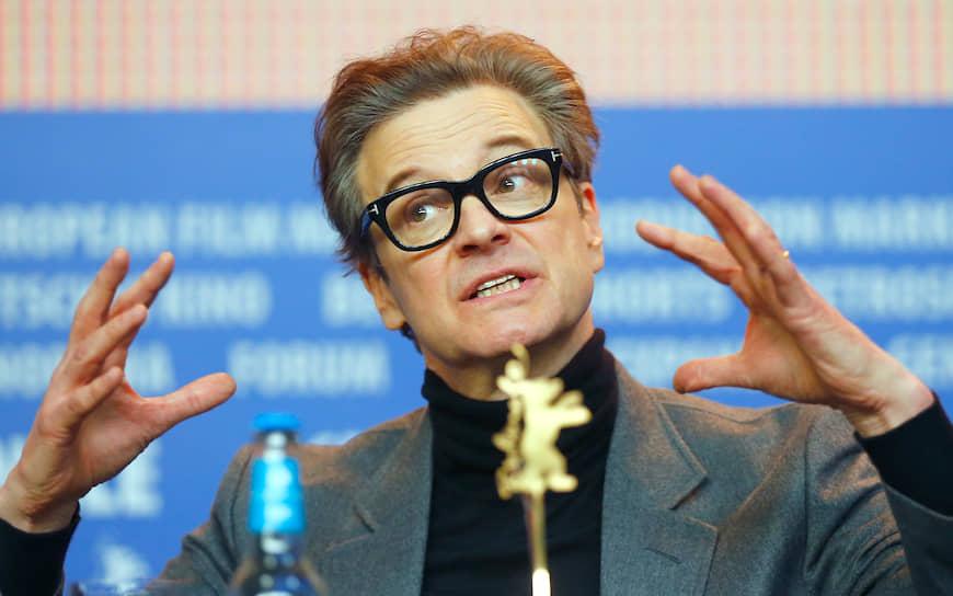 За свою карьеру Колин Ферт снялся в более чем 80 фильмах <br> На фото: Колин Ферт на Берлинском кинофестивале на премьере фильма «Гений» в 2016 году