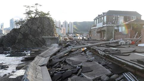 Хайшен перекинулся с Японии на обе Кореи