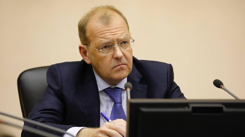 Заместитель министра энергетики России Анатолий Тихонов