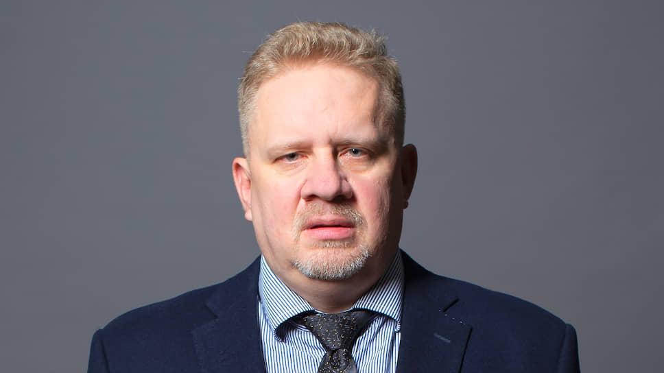 Старший научный сотрудник Института международных исследований МГИМО Олег Парамонов
