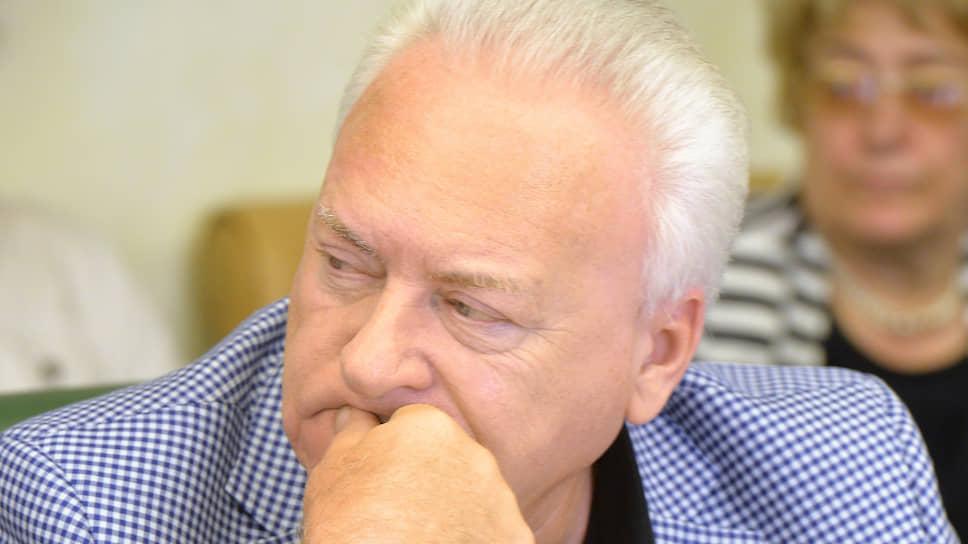 Бывший губернатор Ярославской области Анатолий Лисицын
