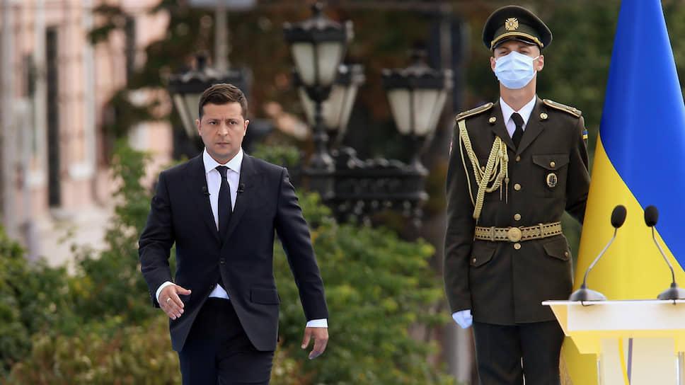 Почему президент Украины и партия власти столкнулись с падением рейтингов