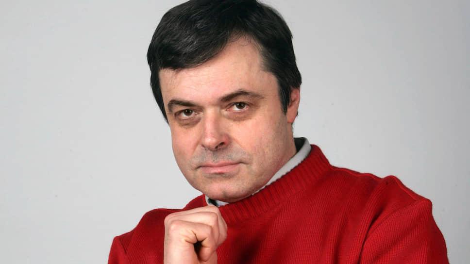 """Обозреватель """"Ъ"""" Сергей Строкань"""