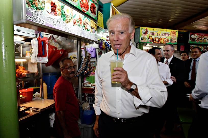 В декабре 2019 года кандидат в президенты США Джо Байден прошел медицинское обследование. В отчете доктор Кевин О'Коннор написал, что политик «не курит, не употребляет алкоголь и регулярно занимается спортом»
