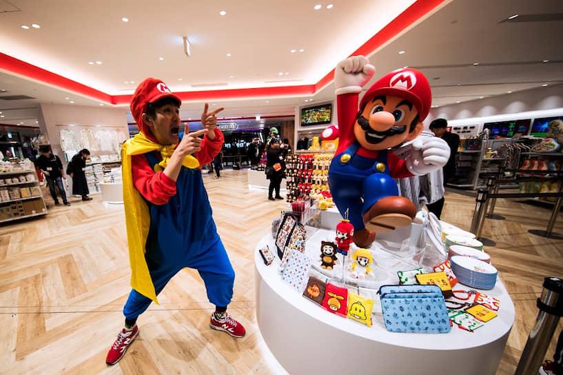 В 2011 году Книгой рекордов Гиннесса Марио был признан самым популярным персонажем видеоигр в истории