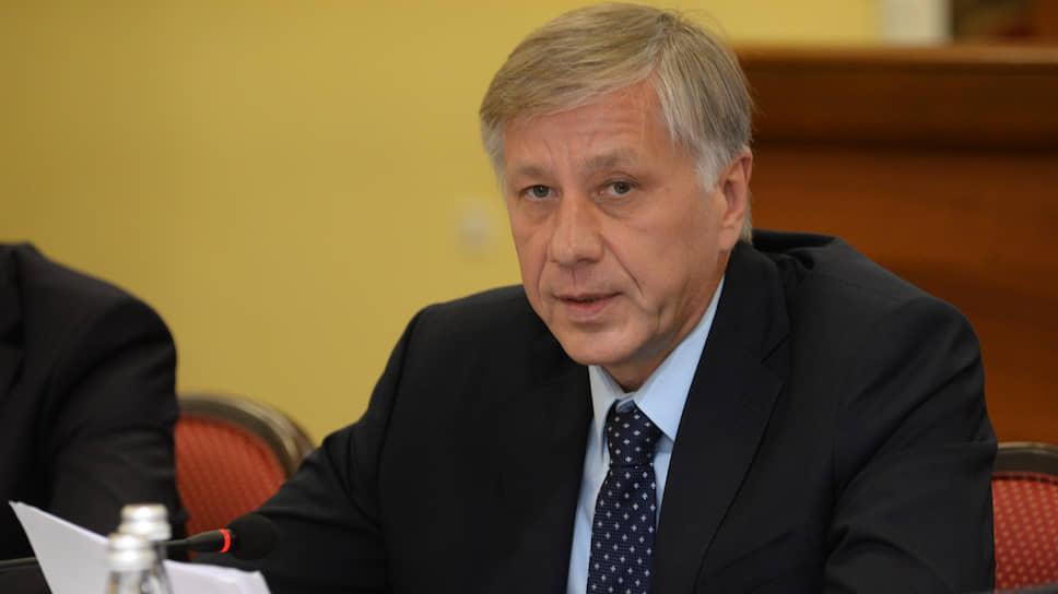 Бывший вице-губернатор Приморья Василий Усольцев