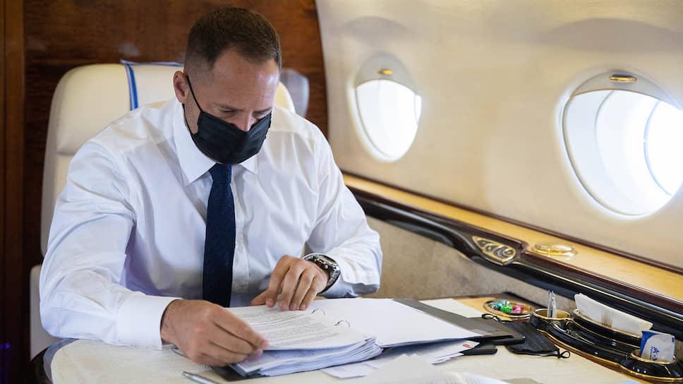 Глава офиса президента Украины Андрей Ермак