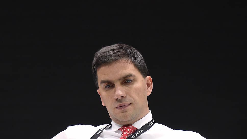 Генеральный директор «Русагро» Максим Басов