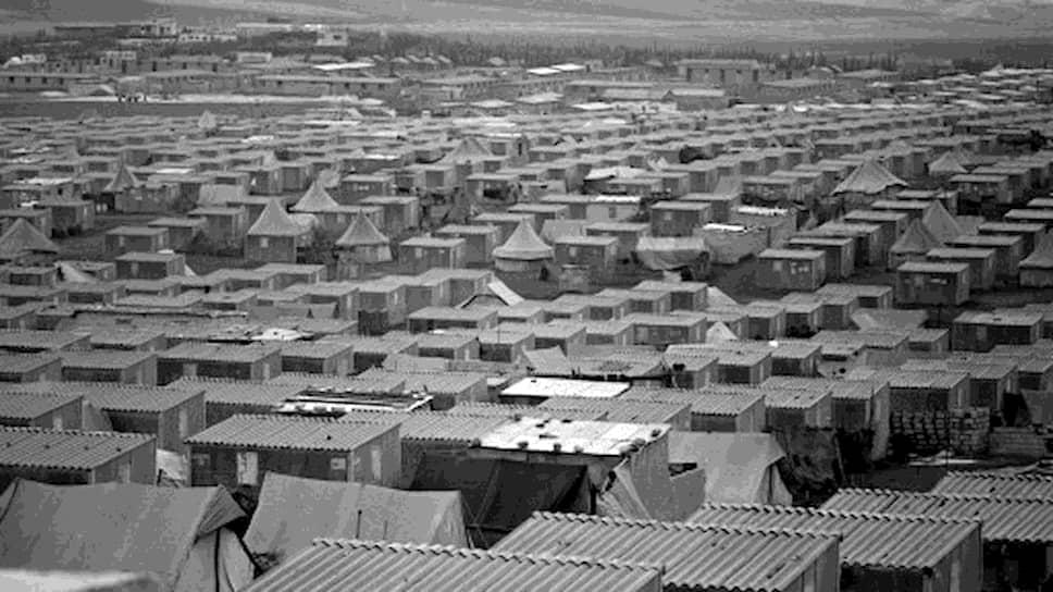 Эль-Бака, лагерь палестинских беженцев, оказавшихся в Иордании после Шестидневной войны 1967 года. В период создания лагеря в нем было установлено 5000 палаток для 26 000 человек