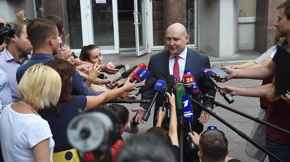 Водный вопрос испортил крымчан