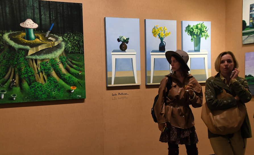 VII Московская международная биеннале молодого искусства