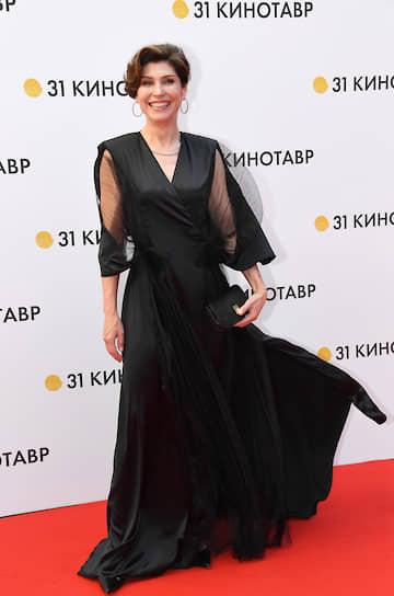 Актриса Светлана Камынина