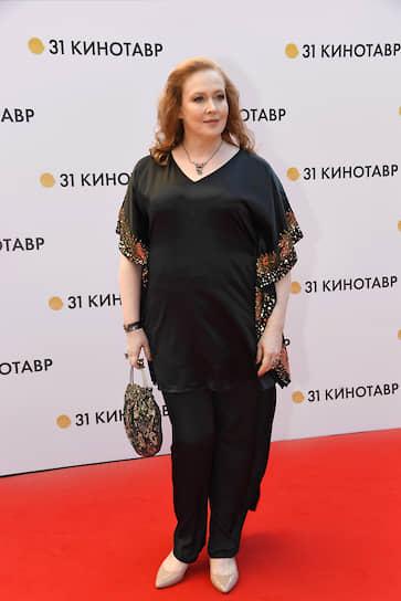 Актриса Юлия Ауг
