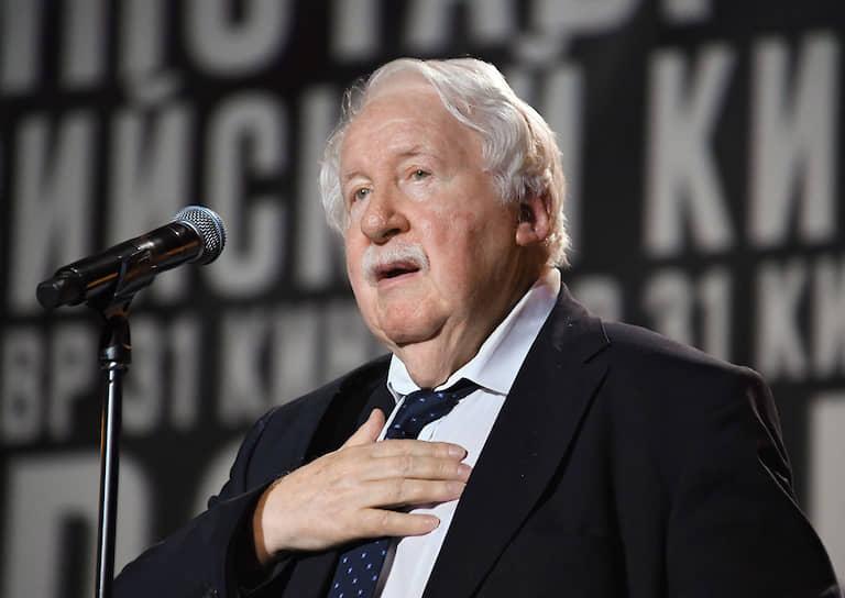 Режиссер Андрей Хржановский