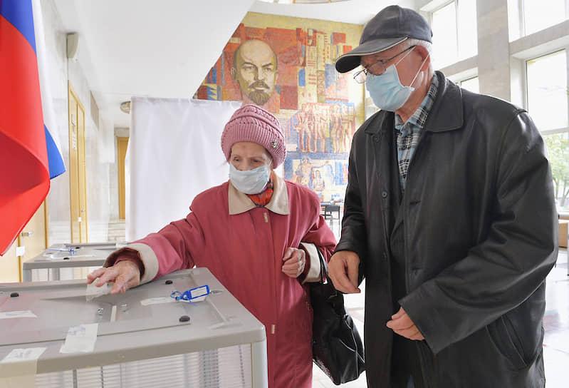 С 11 по 13 сентября в Подольске проходят выборы в городской совет депутатов