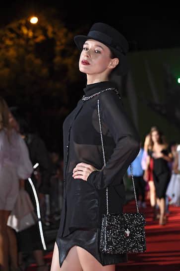 Актриса Екатерина Шпица