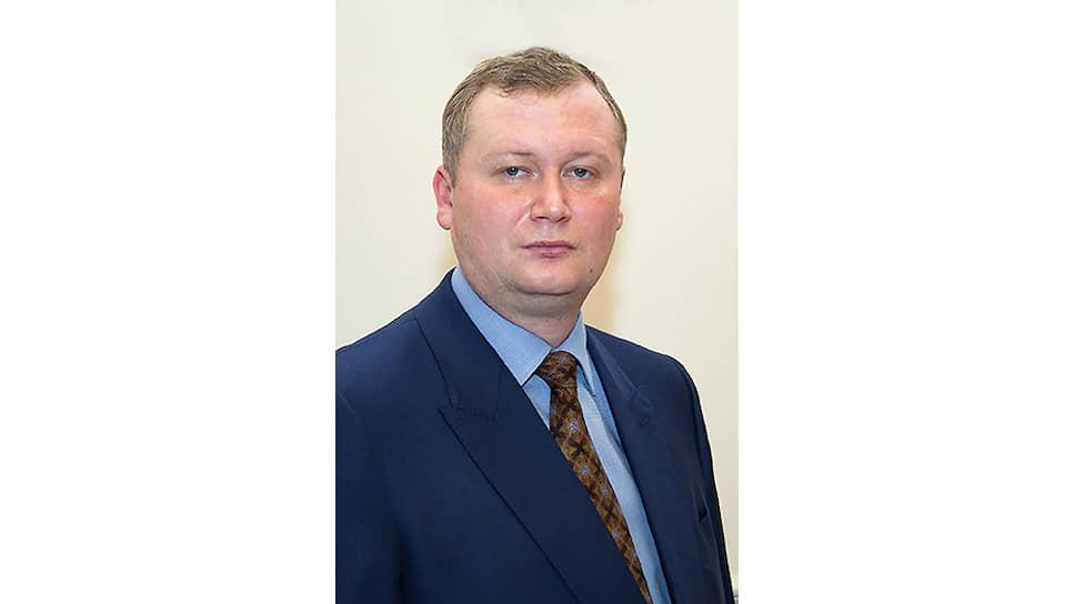 Председатель комитета финансов администрации Выборгского района Александр Болучевский