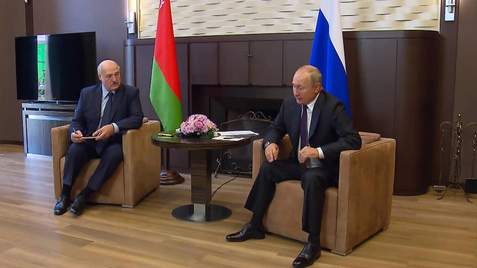 «Глупый сын Кремля Лукашенко укусил руку, которая кормила его»