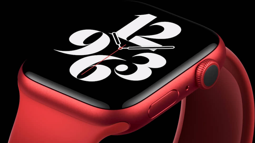 Apple Watch Series 6 будут продаваться по цене от 36 990 руб