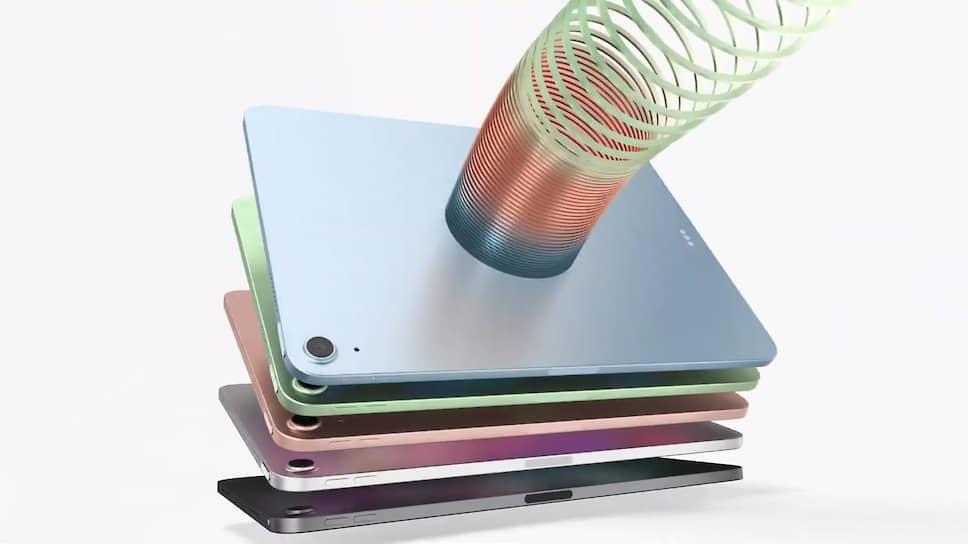 iPad Air поступит в продажу в России в октябре по цене от 55 900 pyб.