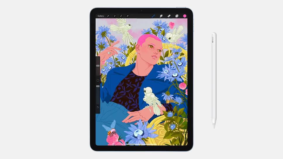 Бюджетный iPad восьмого поколения появится позднее по цене от 29 990 pyб.