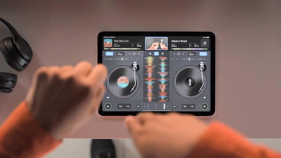 iPad Air работает на новом 16-ядерном процессоре A14, выполненном по 5 нм технологическому процессу, и поддерживает клавиатуру Apple Keyboard