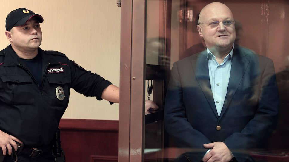Защита Александра Дрыманова утверждает, что его оговорил свидетель-генерал
