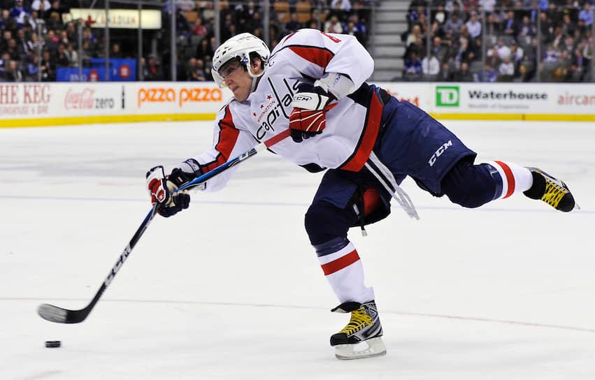 Прозвище Овечкина в НХЛ — «Александр Великий». Его выбрали болельщики на официальном конкурсе лиги