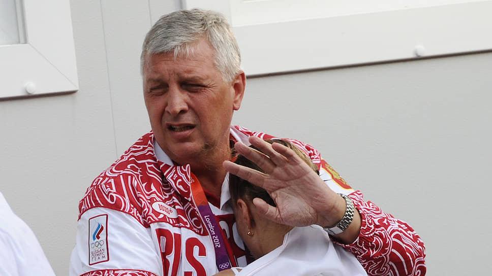 Бывший тренер сборной России по бегу на длинные дистанции Алексей Мельников