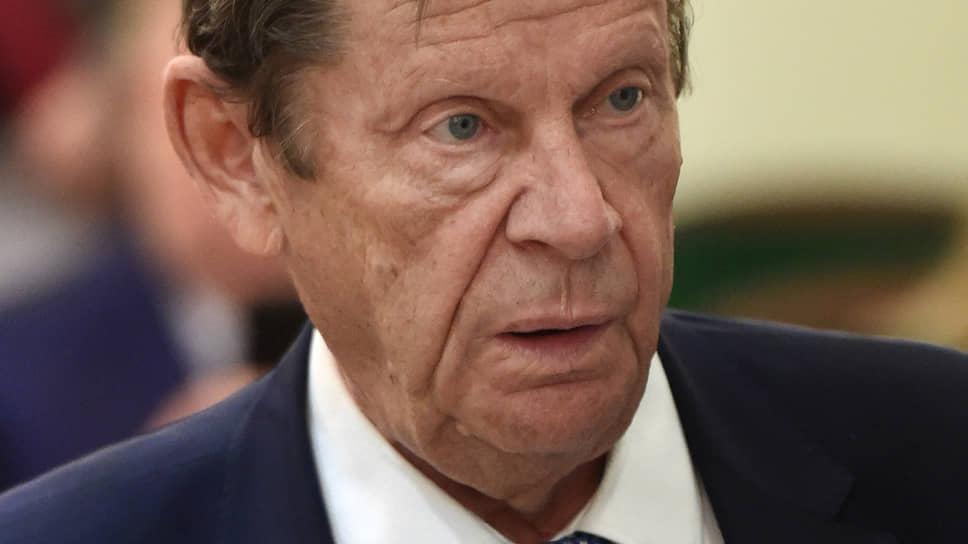 Ученый-эколог Владимир Грачев