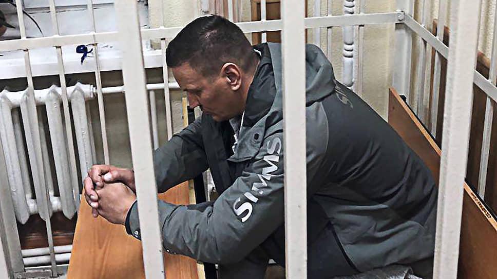 Глава артели «Сисим» Максим Ковальков