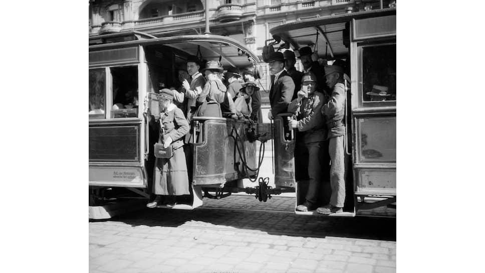 Ничто не способствовало распространению туберкулеза в Европе и России столь сильно, как успешное развитие общественного транспорта