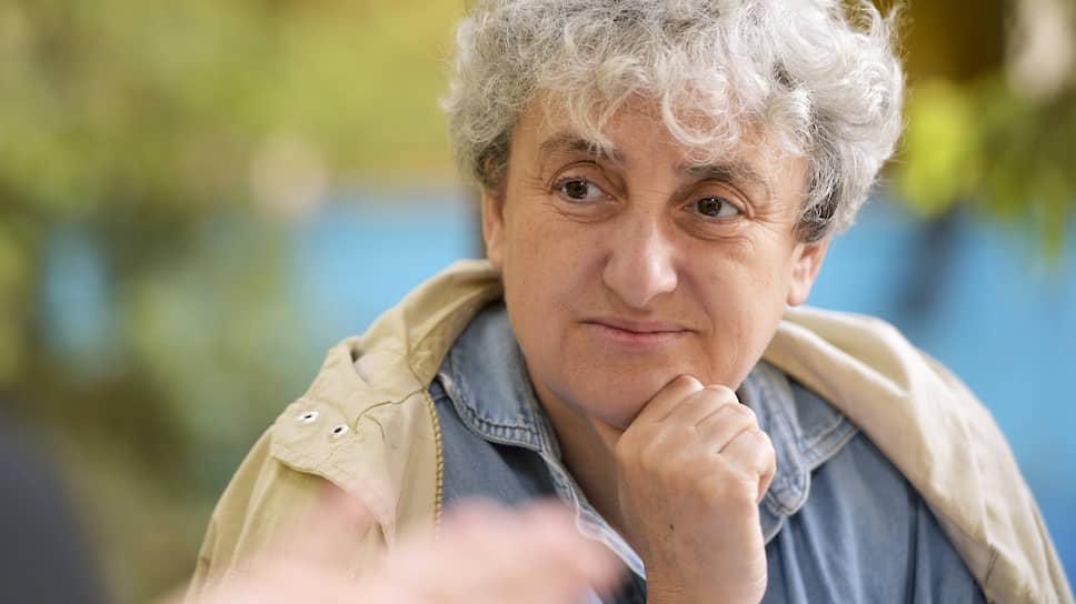 Директор Центра лечебной педагогики (ЦЛП) Анна Битова