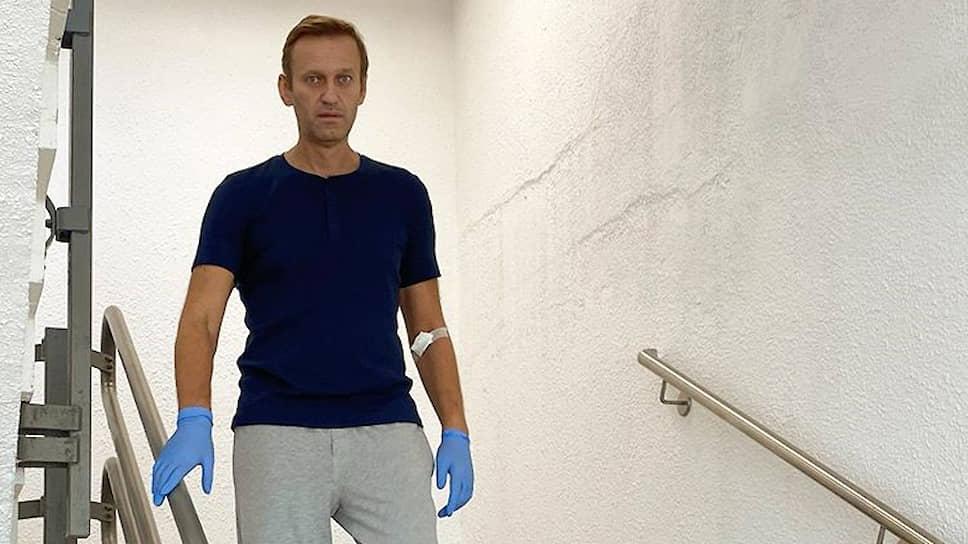 На Алексея Навального не хватило 30 суток