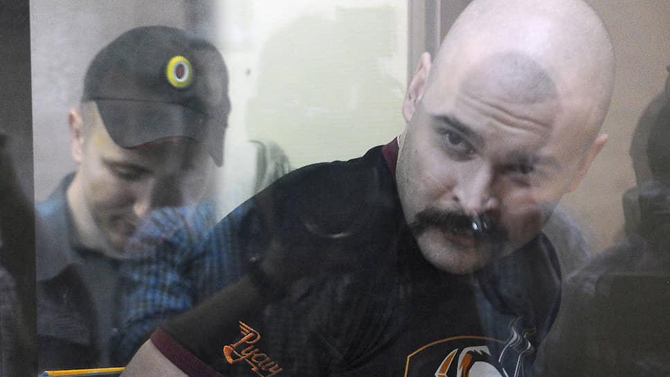 Националист Максим Марцинкевич