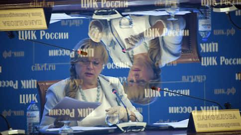 Неча на зеркало пенять  / CAPТCHA не спасла сайт Центризбиркома от наблюдателей