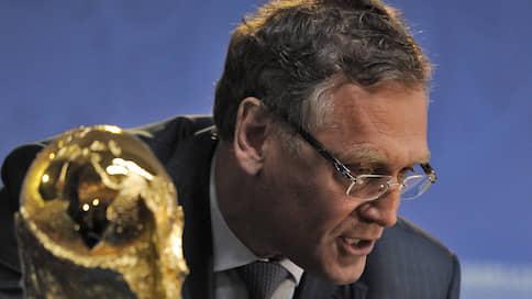 Жерому Вальке угрожает трехлетка  / Бывший генсек FIFA может сесть в тюрьму