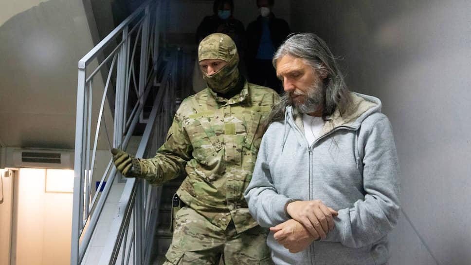 Основатель «Церкви последнего завета» (ЦПЗ) Сергей Тороп