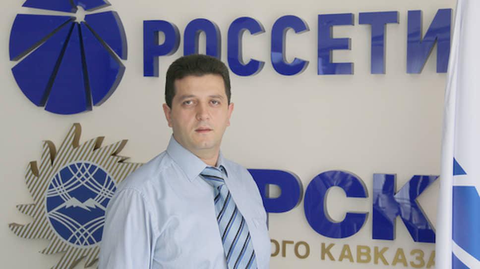 Бывший заместитель гендиректора МРСК СК по безопасности Алим Коков