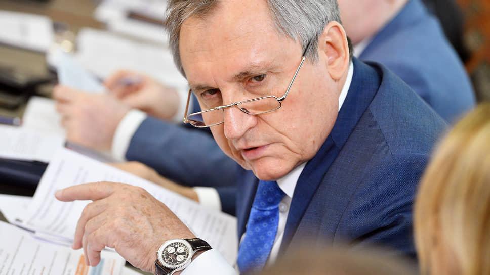 Генеральный директор «РусГидро» Николай Шульгинов