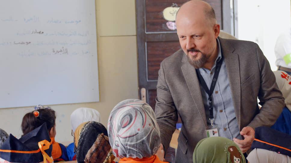 Директор офиса в Дамаске международной НКО OXFAM Мутаз Адхам о проблемах работы в Сирии