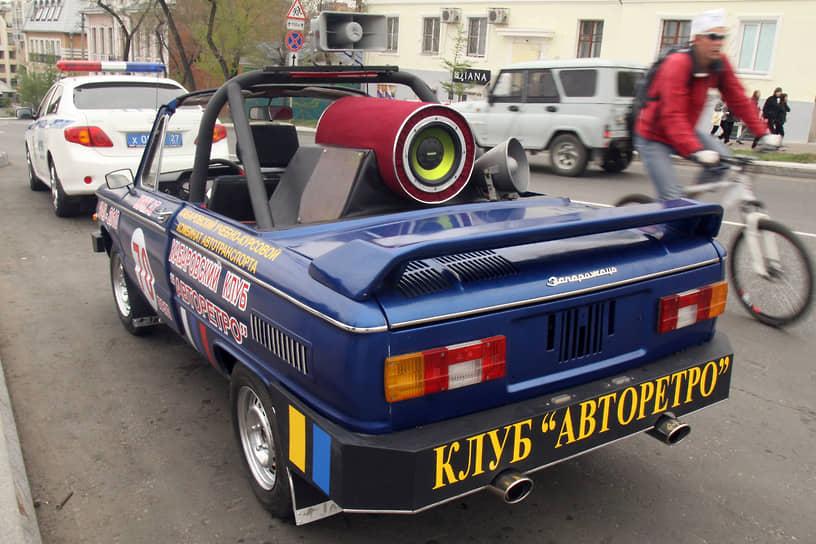 В последние годы на российских дорогах встречаются тюнингованные «Запорожцы», а автомобили ЗАЗ в хорошем состоянии скупаются коллекционерами по цене новых иномарок