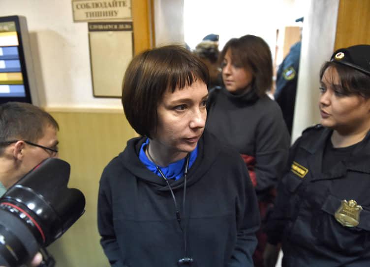 Актриса была одной из тех, кто активно поддерживал режиссера Кирилла Серебренникова во время судебных разбирательств по громкому делу «Седьмой студии»