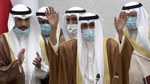 Аль-брат акбар  / Новый эмир Кувейта принес присягу главы государства
