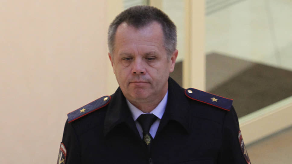 Бывший замглавы ГУ МВД по Свердловской области генерал-майор Владимир Романюк