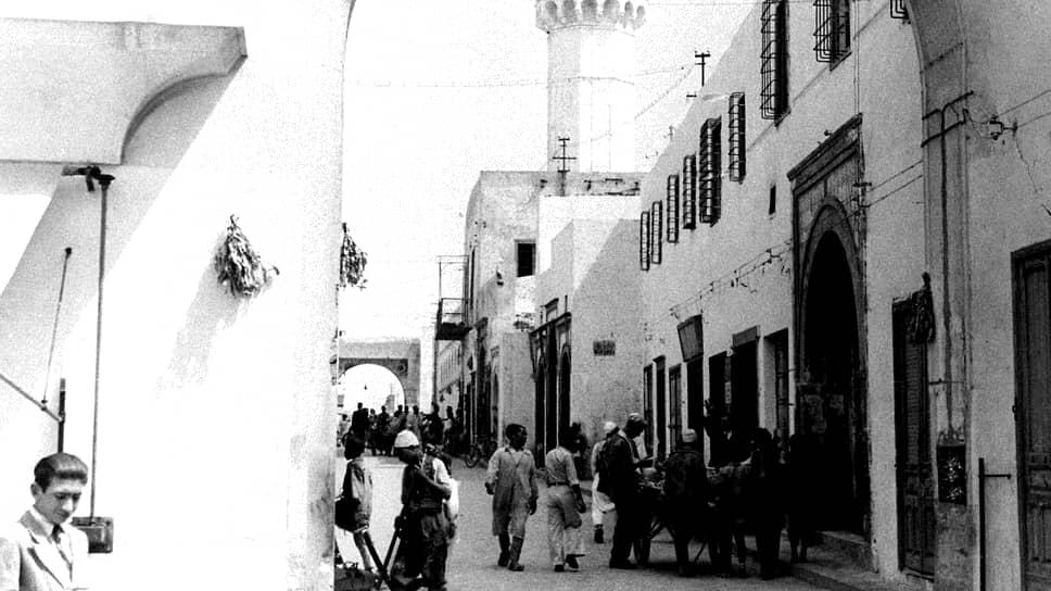 Если бы история пошла другим путем, Триполи мог бы стать столицей Ливийской ССР